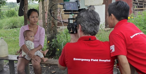 Canadian Red Cross - Typhoon Haiyan