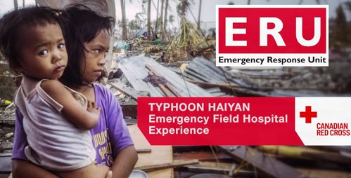CRC Typhoon Haiyan Emergency Field Hospital Experience
