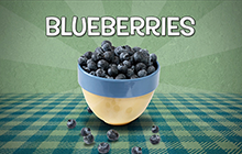 Agriculture and Agri-Foods Canada - AAFC Blueberries ? English